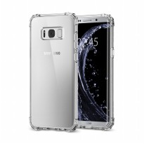 Spigen Crystal Shell Case for Galaxy S8 - Clear Crystal