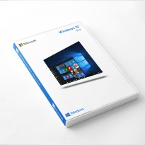 Windows 10 Professional Original Lisensi COA + BOX (Garansi Lifetime)