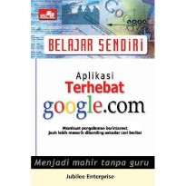 [SCOOP Digital] Aplikasi Terhebat Google.com by Jubilee Enterprise