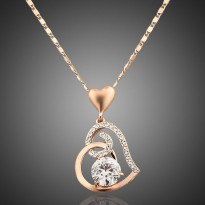 AXORA Necklace Gold 18K Plated TN0009