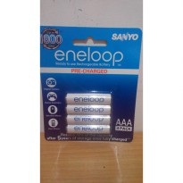 SANYO Eneloop Baterai 800mAh (Made In Japan)