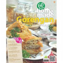 60 RECIPES HOME MADE GORENGAN BERLAPIS