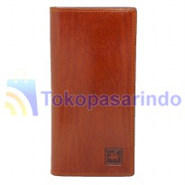 DOMPET KULIT PRIA PANJANG IMPORT BRANDED | DAVID JONES 18-08 ORIGINAL