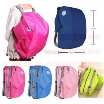Tas Ransel Lipat Korean Foldable Backpack 3 in 1