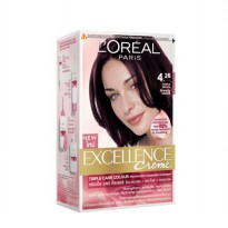 LOreal Excellence Triple Care Color / Cat Rambut L'Oreal
