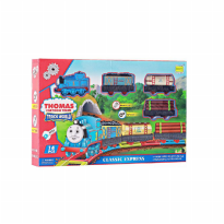 Thomas Cartoon Train 266B-2 Track World 14Pcs - Ages3+