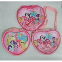 Tas Selempang My Little Pony Love