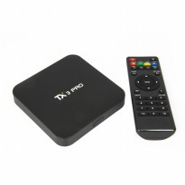 TX3 Pro Android 6.0 TV Box Marshmallow Amlogic S905X Terbaru