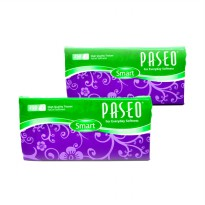 Paseo Smart Facial Soft Pack [250 Sheets x 2 Pcs]