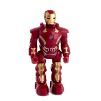 Mainan Robot Iron Man Bo EJ895 - Ages 3+