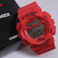 Jam Tangan Pria G Shock Dw 600 Digital Red