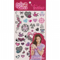 Girlie Girlz TM3333L Tatto Sticker