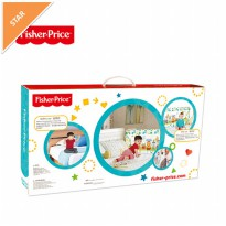 Pembatas Kasur Fisher Price (besar)150 x 64 cm/ Bedrail Fisher Price