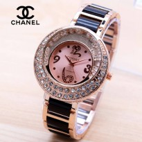 Chanel Sabit Black Rosegold