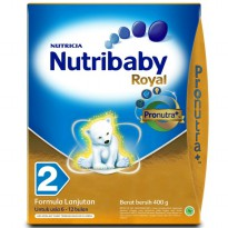Nutricia Nutribaby Royal 2 Pronutra 400 gram