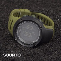 Jam Tangan Pria Suunto Digital Anti Air Green