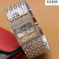 Guess Merica Silver Rosegold