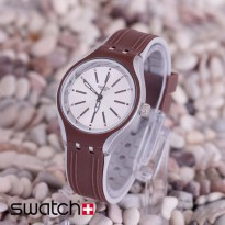 Swatch Rubber Brown