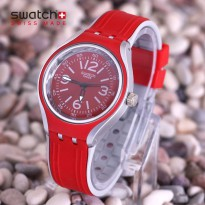 Swatch Rubber Red