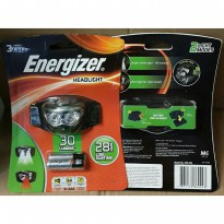 HEADLAMP ENERGIZER 2 IN 1 < INFRA RED & WHITE LED
