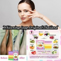 whitening SOAP / SABUN PEMUTIH ORIGINAL