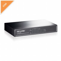 TP-Link SG1008P PoE Switch 8 Port Gigabit ( 4 Port P0E 4 Port Non