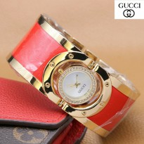 Gucci Gelang Red Gold