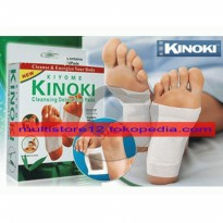 KINOKI - Cleaning Detox Foot Pads - PREMIUM