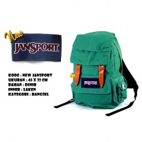 Jansport Belt Tas Ransel Toska