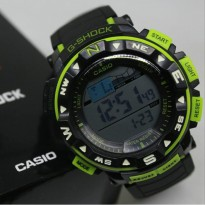 Jam Tangan Pria G Shock Gst 110 Black List Green