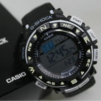 Jam Tangan Pria G Shock Gst 110 Black List White