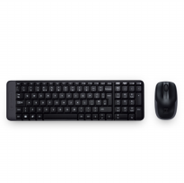 Logitech Wireless Combo MK220 (Wireless Keyboard & Mouse)