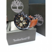 Jam Tangan Pria Timberland Chrono Active Brown