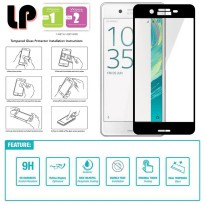 LP Full Tempered Glass Sony Xperia XZ