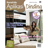 [SCOOP Digital] Seri Rumah Ide - Aplikasi Dinding by Imelda Akmal Architecture Writer Studio