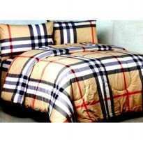 Jaxine Sprei Katun Motif Uk. 100X200X0 Cm - Small Single