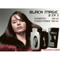 BMKS New Black magic Kemiri Shampoo, 2 IN 1 SHAMPOO+CONDITIONER