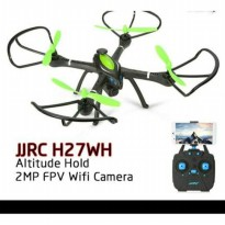 Drone JJRC H27WH wifi fpv camera 2mpaltitude hold one key return Head