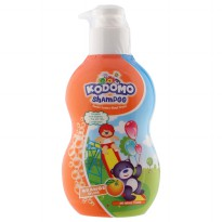 Kodomo Shampo Gel Orange Botol 200 ml