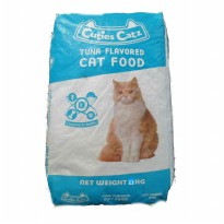 CP Petfood Cuties Catz Food TUNA - 22kg