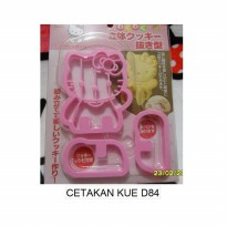 CETAKAN KUE HELLO KITTY