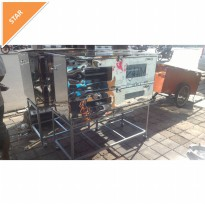 oven gas stenles 200x60