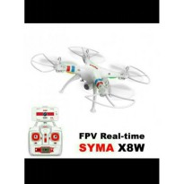 RC Drone quadcopter Syma X8W FPV mirip dji phantom
