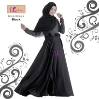 Long Dress Nira - Black