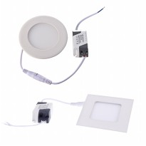 Miyalux Lampu Downlight Panel 3watt