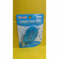 [ Butterfly] Correction Tape Butterfly BC-120