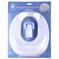 Baby Potty Training Set Duckbill / Dudukan Toilet Anak