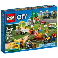 LEGO City 60134 - Fun in the Park - City People Pack