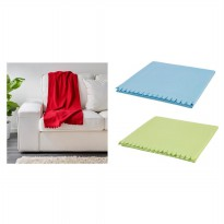 IKEA (R) - POLARVIDE Selimut Alas Fleece (130 x 170 cm), NEW Colors Available