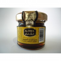 Madu Arab ALSHIFA / AL SHIFA Black Forest Honey 30 Gram - Kecil